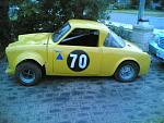 Goggomobil Coupe - CAMS log booked with twin engines