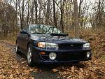 MY00 Subaru Impreza WRX STi Version VI Type-R V-Limited