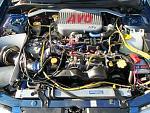 JDM donor car engine