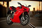 Ducati 1198S - Docklands, Melbourne.