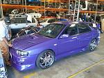 1998 Impreza WRX 2.7L stroker