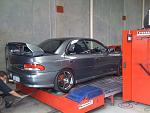 "Dyno base run (Tenagah)    212.6 hp/atw    Stock bar 3""tbe"