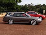 Wagon RS-T