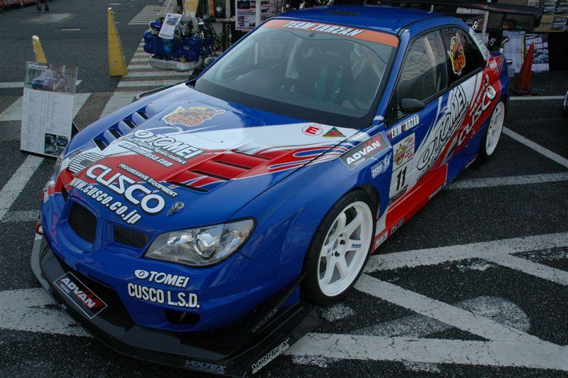 CUSCO/TOMEI CAR